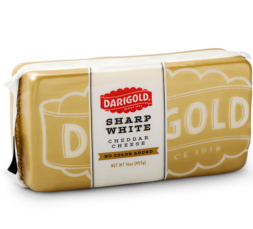 Sharp White Cheddar Cheese - Block
