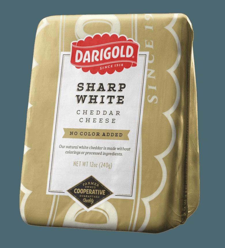 Sharp White Cheddar Cheese - Wedge