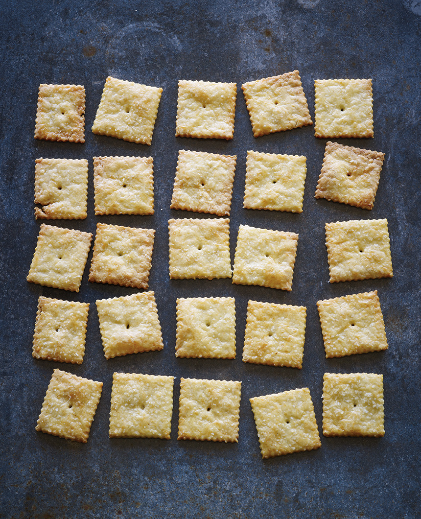 Classic White Cheddar Crackers