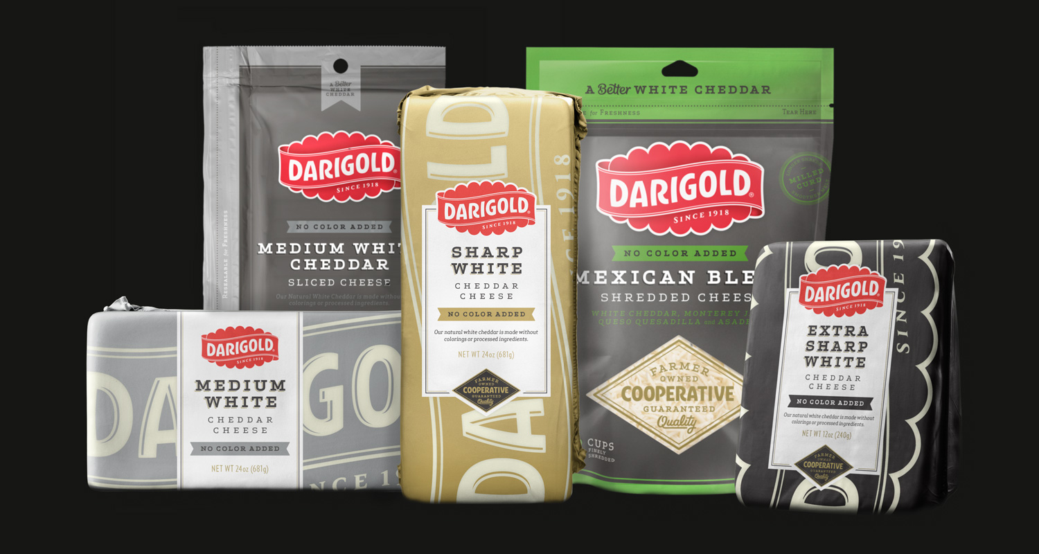 Darigold White Cheddar Offerings