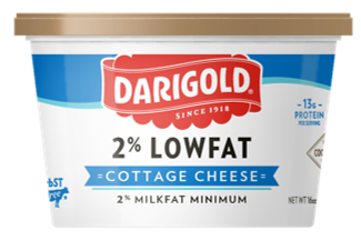 Cottage Cheese 2% Low Fat 16oz