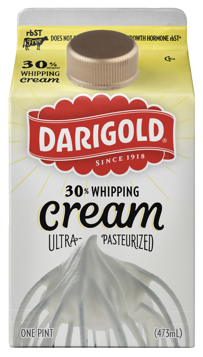 Fat Free Whipping Cream 26