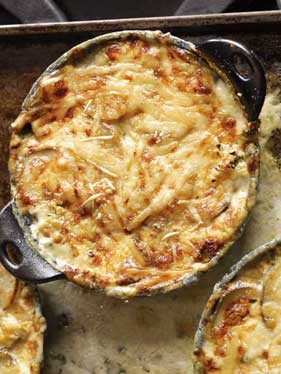 Au Gratin Scalloped Potatoes Darigold