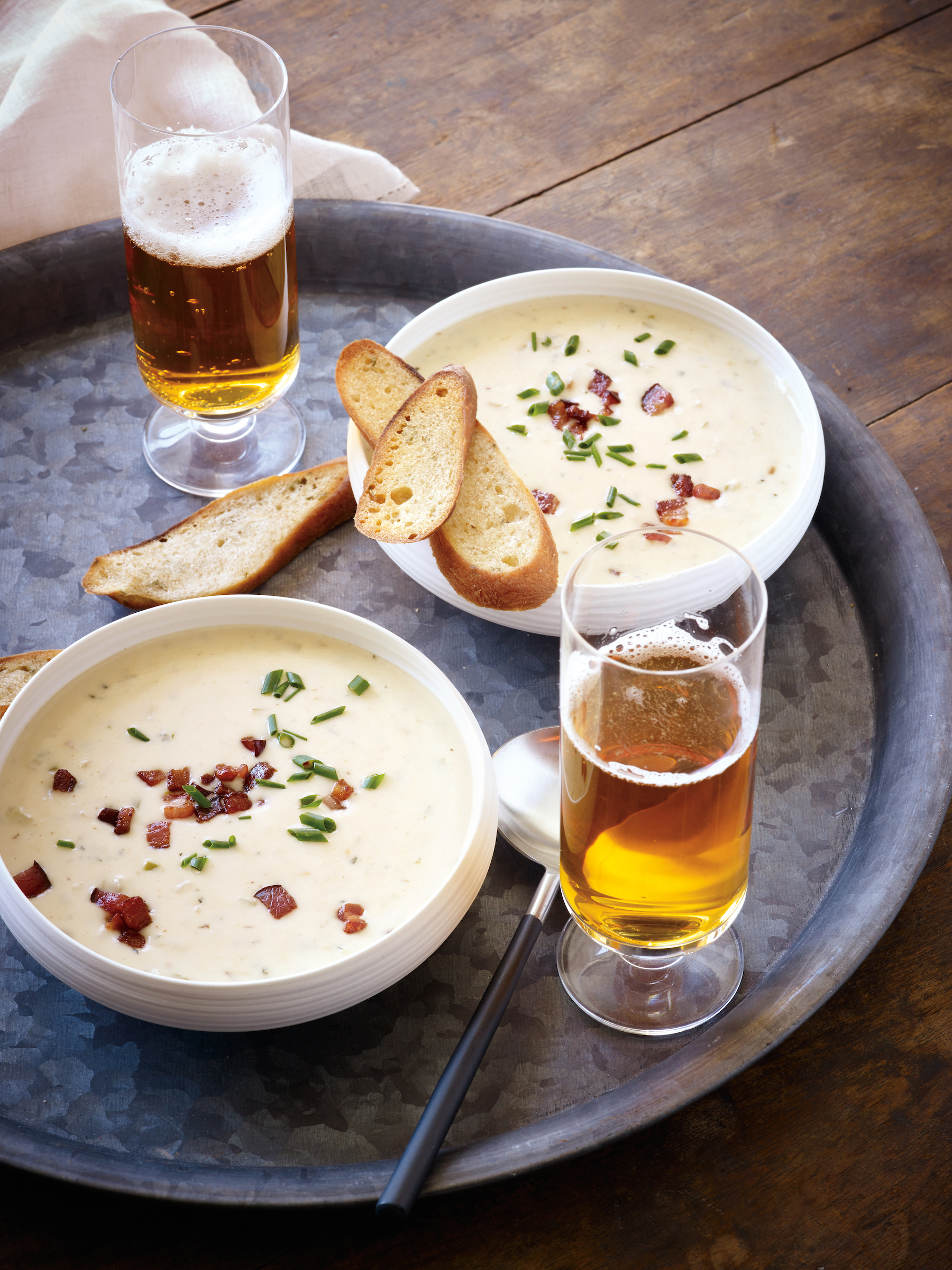 Beer-and-Cheddar-Soup