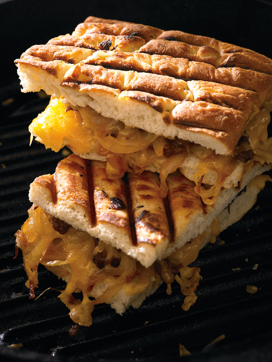 Grilled-Cheese-with-Spicy-Sausage