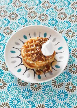 sour-cream-toasted-pecan-waffles